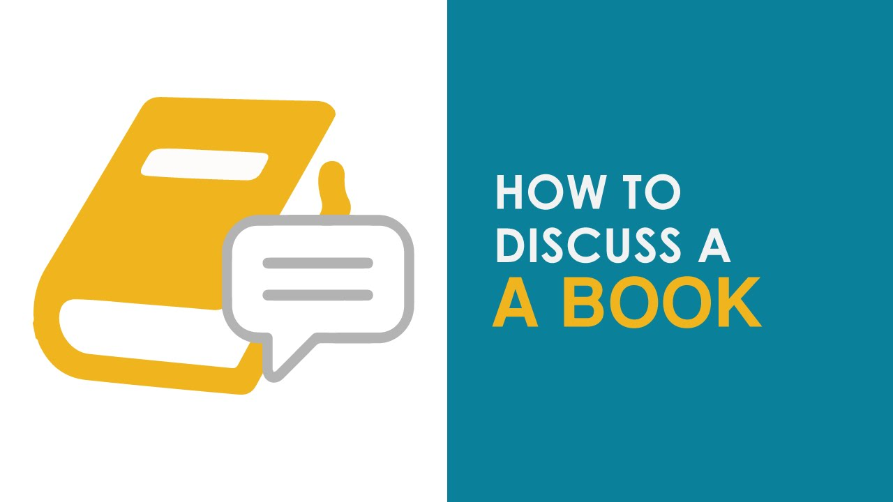 How To Discuss A Book Or Write An Essay About It  Youtube How To Discuss A Book Or Write An Essay About It
