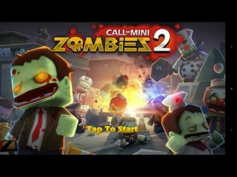 Call Of Mini Zombiez  2 HACK 2016/09/16 ComZ2