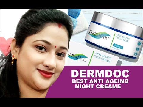 dermdoc-anti-ageing-night-cream-∥-prevent-early-skin-ageing-∥-youtuber-sushmita