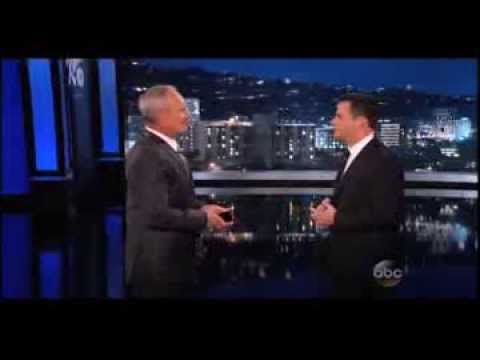 Matt Riedy Jimmy's NSA agent says goodbye...