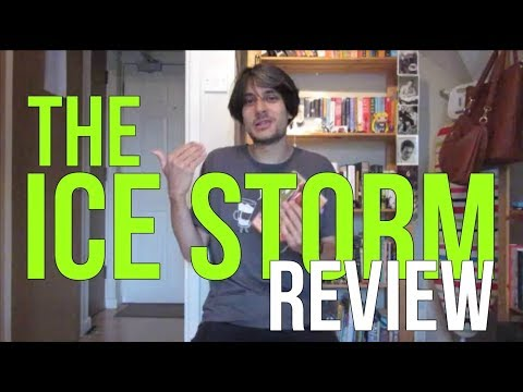 The Ice Storm by Rick Moody REVIEW