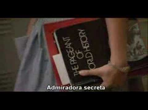 Trailer do filme Admiradora Secreta