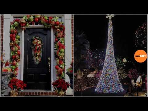 Simple Christmas Decorations - Outdoor Xmas Decorations
