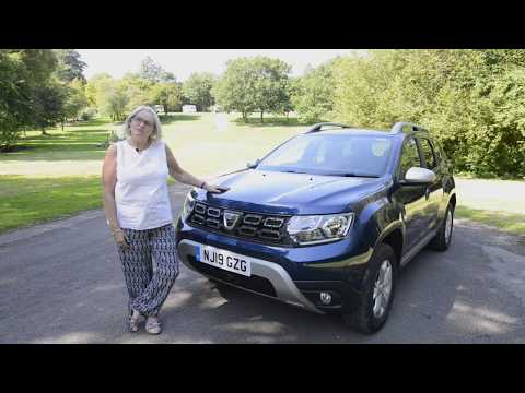 Car Review: Dacia Duster