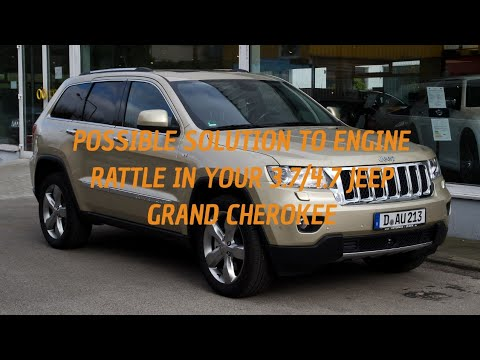 Jeep grand Cherokee 3.7 4.7 engine rattle possible problem and solution pretty neat video
