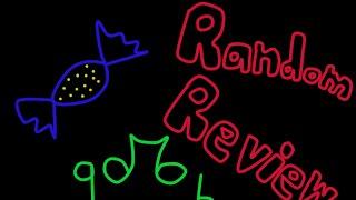 Random Reviews 3: SWEET SURPRISE!!! Thumbnail