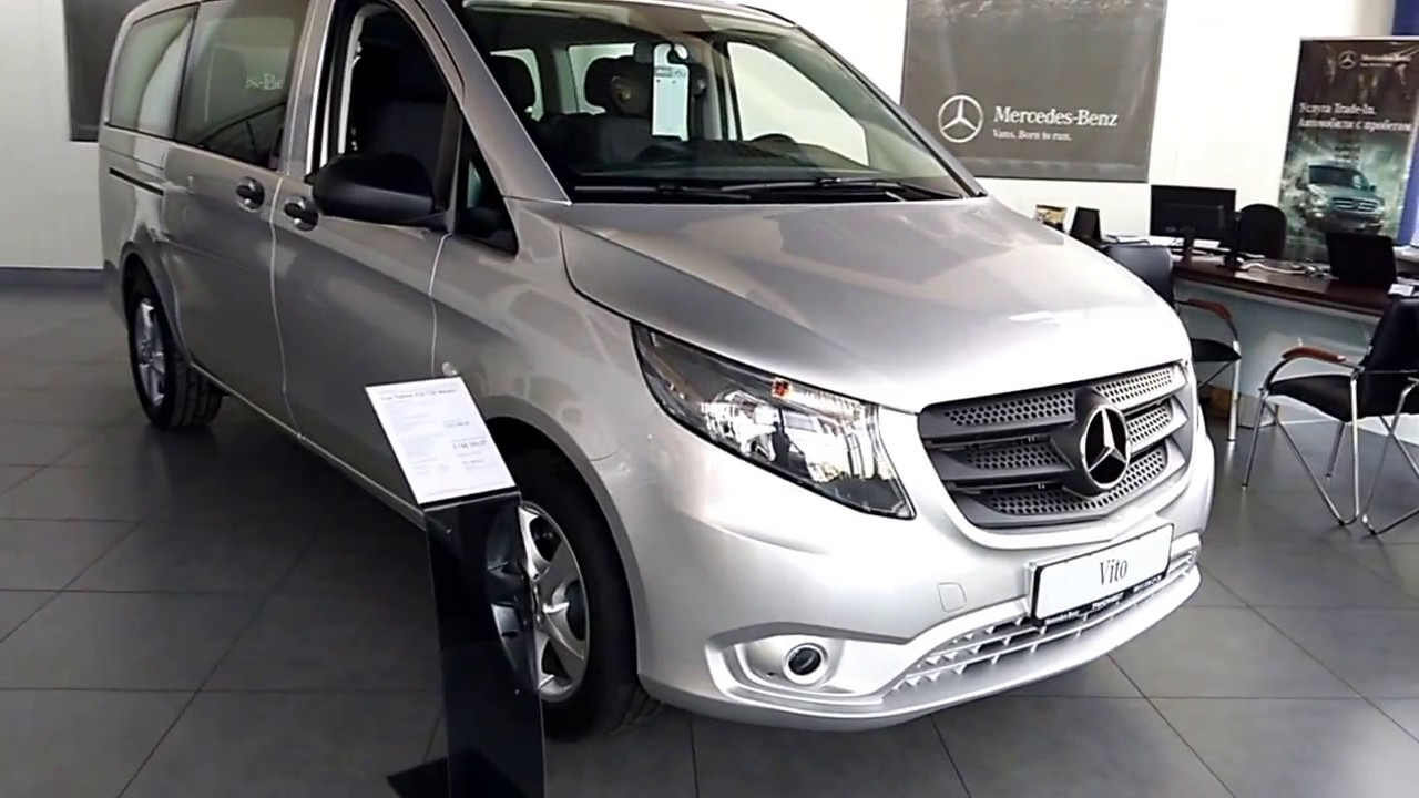 mercedes benz vito tourer select 116 cdi 4matic youtube. Black Bedroom Furniture Sets. Home Design Ideas