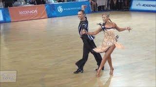 Russian Dancesport Championship Latin 2014 | Final Jive | Stanislav Nikolaev & Elena Ziuziukina