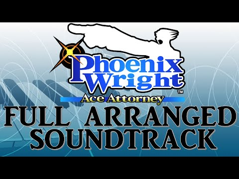 Phoenix Wright: Ace Attorney - Full soundtrack (ost) Remake/Arranged [Nintendo DS]