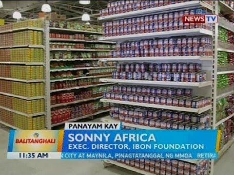 Panayam kay Sonny Africa, exec. director, IBON Foundation