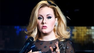 """Adele Forgets Her Own Lyrics On Stage & Calls Herself Out """"Sh*t"""