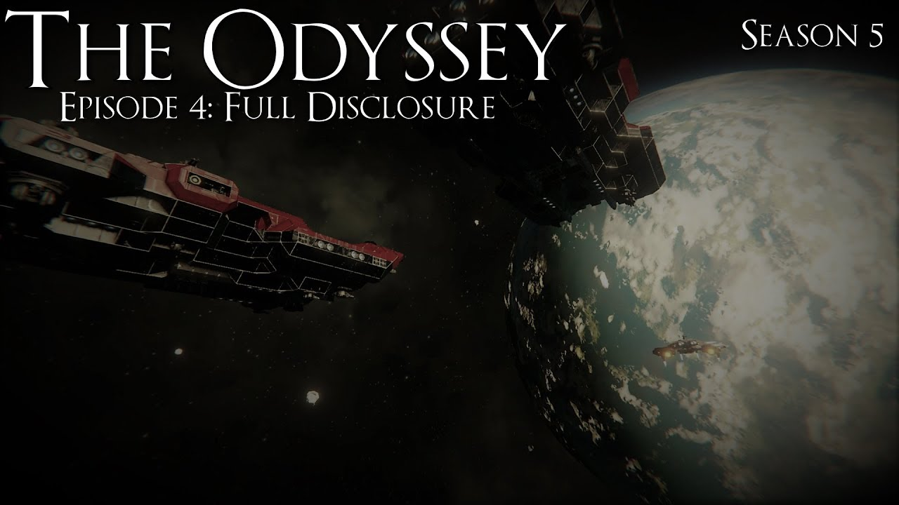 Download Space Engineers: The Odyssey: Season 5: Episode 4: Full Disclosure
