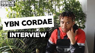 YBN Cordae - Interview ''The Lost Boy''