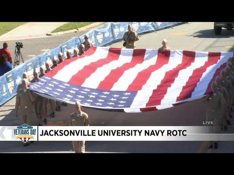 UNCUT: 2019 Jacksonville Veterans Day Parade