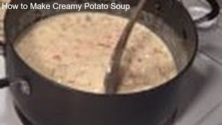 Creamy Crab And Potato Soup Recipe