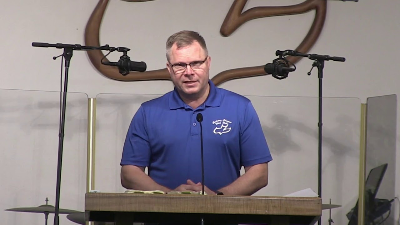 14 July 2019 | CCWO Sunday Message 'Who Is Jesus' | Pastor Dan Jacobson