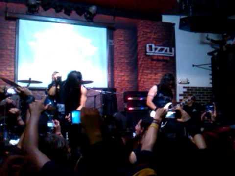 Saratoga - Perversidad [En vivo, Bogotá 11-10-2013]