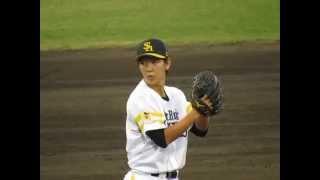 日高亮投手 トライアウト2015.11.10