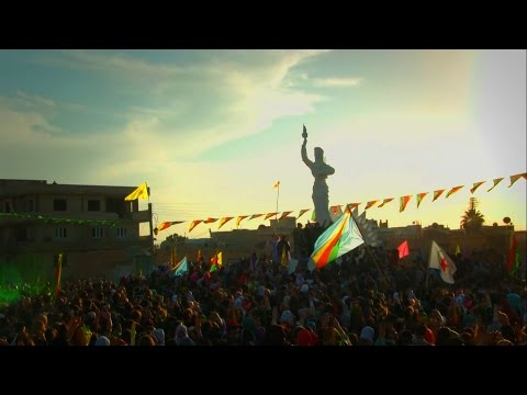 "Documentary Of Rojava Revolution ""ROZA - THE COUNTRY OF TWO RİVERS"""