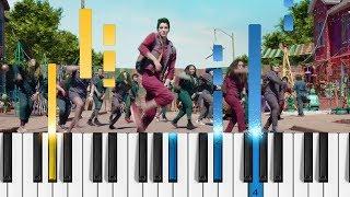 Disney's ZOMBIES - My Year - Easy Piano Tutorial