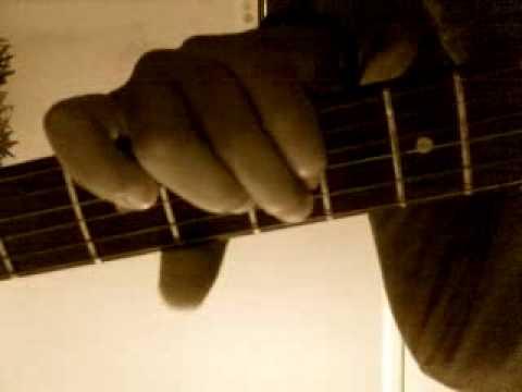 Kabhi Kabhi Aditi Jaane Tu Ya Jaane Na Guitar Lesson Intro Chords ...
