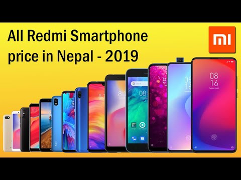 Redmi Smartphones Price In Nepal - 2019 All Redmi Series Smartphone Price & Specs In Nepali - 2019 ?
