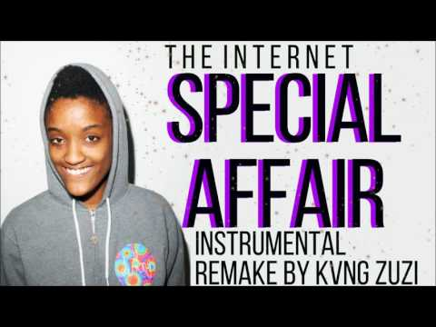 THE INTERNET - SPECIAL AFFAIR (INSTRUMENTAL) | Prod. KVNG Zuzi