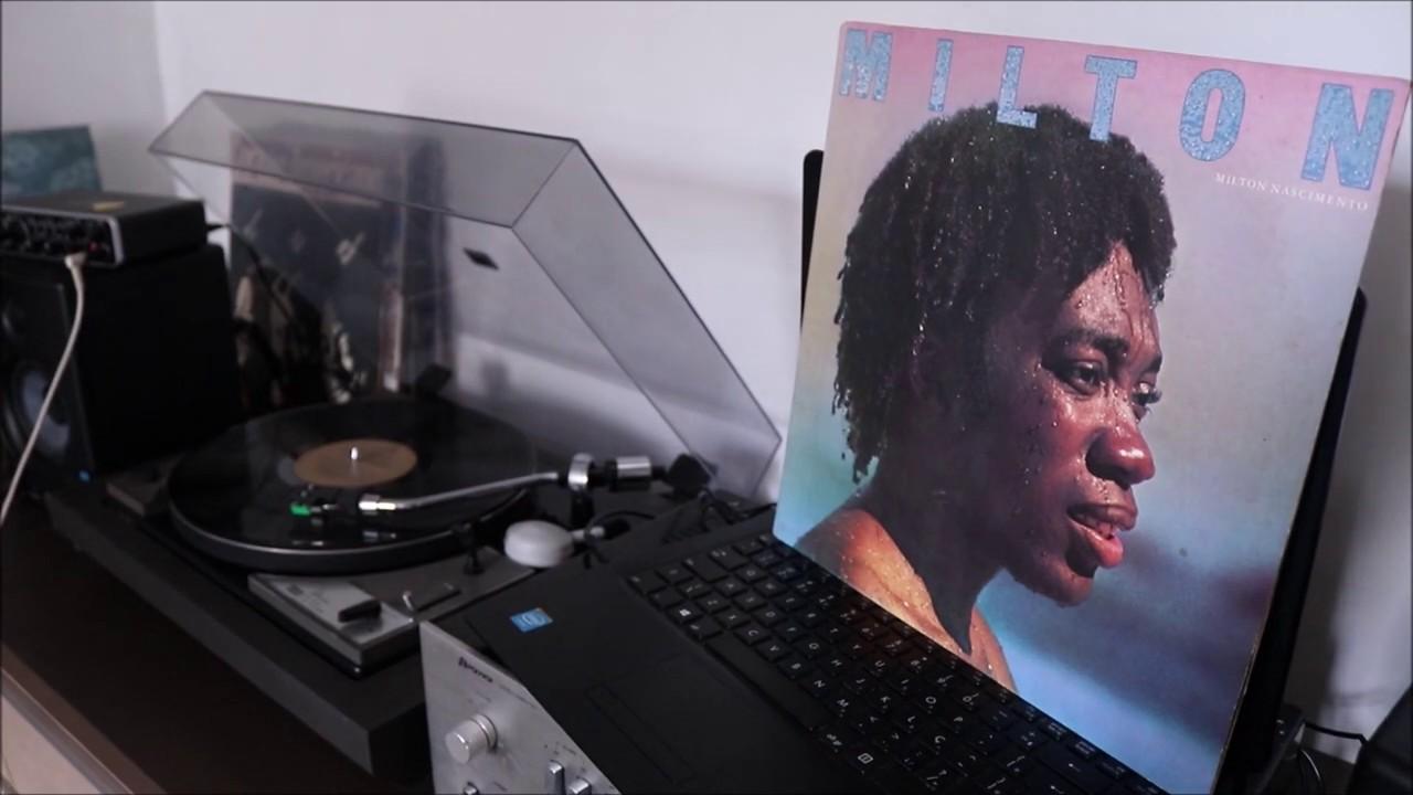 Milton Nascimento - Francisco (1976 vinyl rip)
