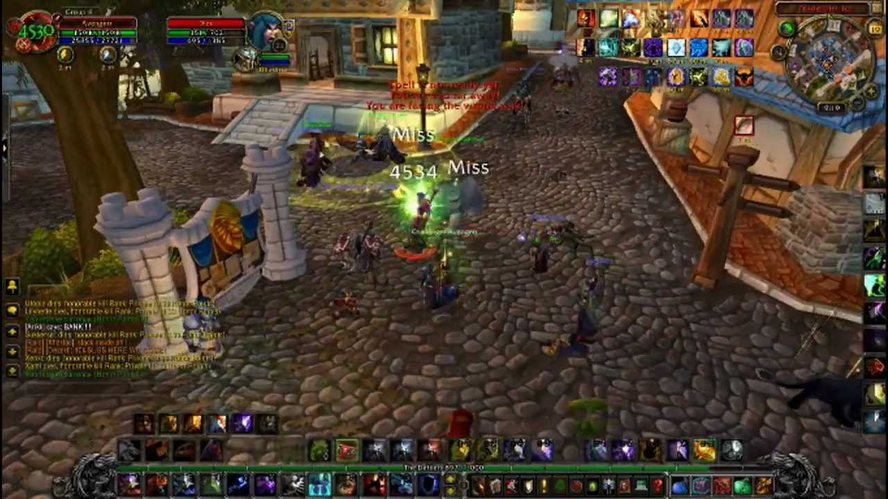 wow how to get to theramore from stormwind