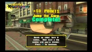Tony Hawk's Underground 2 (THUG2) Walkthrough with Commentary Part 2 - We're Shipping Up to Boston!
