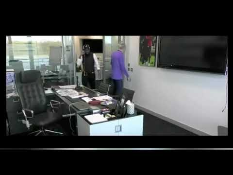 Danny Rose and Jose Mourinho have meeting. Spurs Documentary