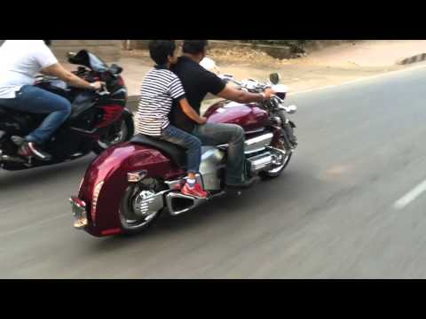 HOT CARS & BIKES IN HYDERABAD 2016