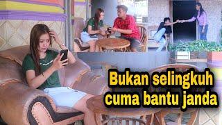 Download lagu BUKAN SELINGKUH CUMA BANTUIN JANDA | Film pendek lucu (paijo geseh)