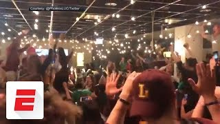 Fans react to Loyola-Chicago upsetting Tennessee | ESPN