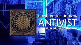 Bring Me The Horizon - Antivist - Drum Cover Jalr