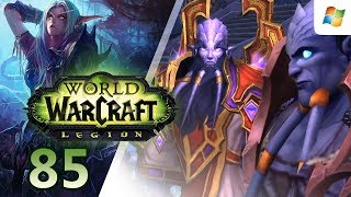 World of Warcraft: Legion 【PC】 Alliance Night Elf Hunter │ No Commentary Playthrough │ #85