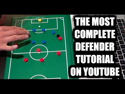 How to defend in soccer football | Defender tips | How to be a good defender in soccer football