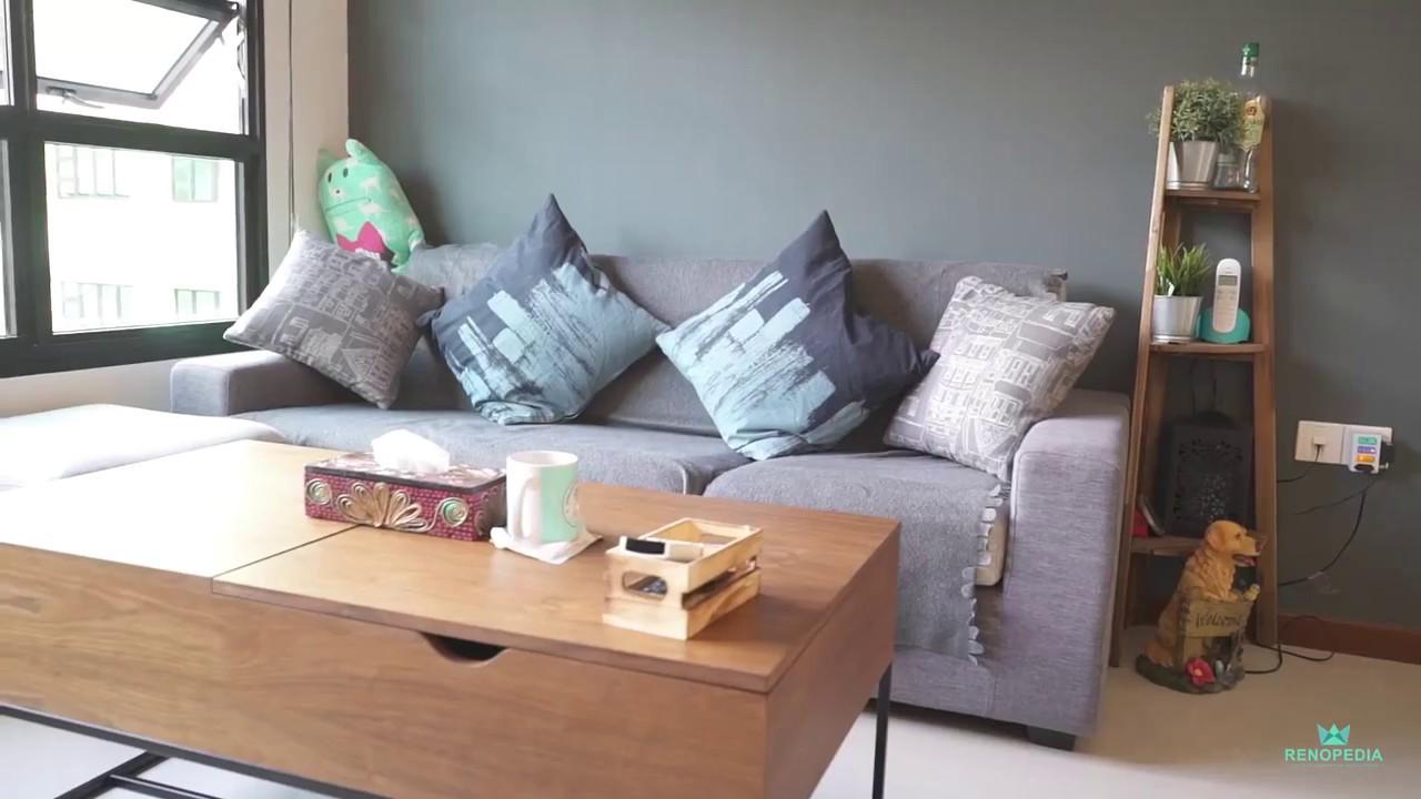 Interior Design Singapore Scandinavian Home 3d