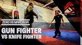 Elite Knife Fighter vs Elite Gun Fighter - RAW, UNCUT, NEVER BEFORE SEEN FOOTAGE