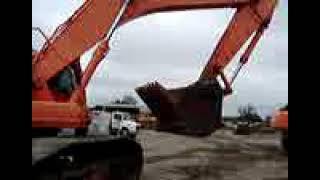Doosan Daewoo Solar 470 LCV Excavator