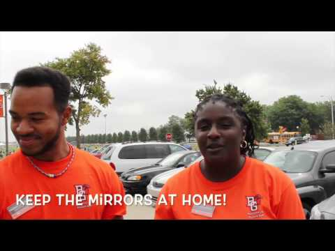 BGSU Packing and Move-in Tips