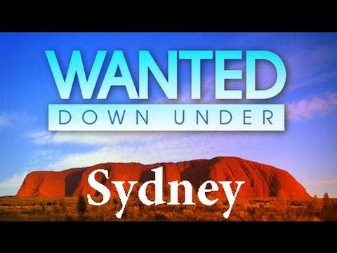 Wanted Down Under S06E15 Aasiev Sydney 2011