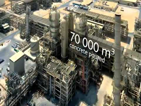 Sasol gas-to-liquids (GTL) technology - Video
