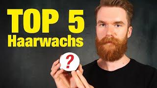 Top 5 Haarwachse  Haarstyling Produkte für Männer