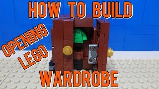 How To Build A Lego Wardrobe