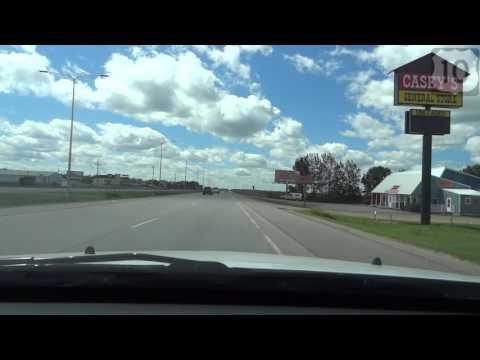 Detroit Lakes MN to Fargo ND