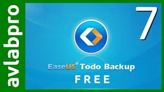 easeus todo backup 7 0 free