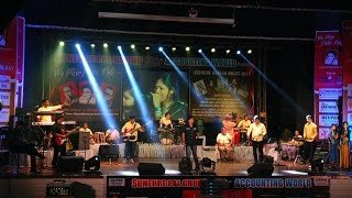 Live Kishore Kumar Night Sunehre Pal Musical Band Managed by FOMA