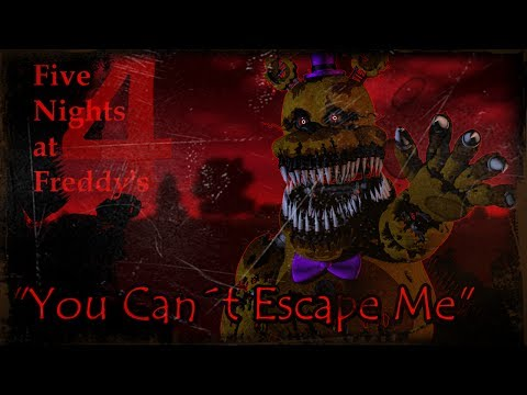 [FNAF/SFM] You Can´t Escape Me (CK9C)