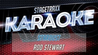 Rod Stewart - Stardust (Karaoke)